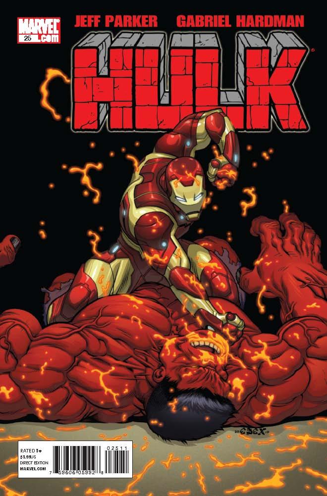 Marvel Comics On-Sale 9/22/10