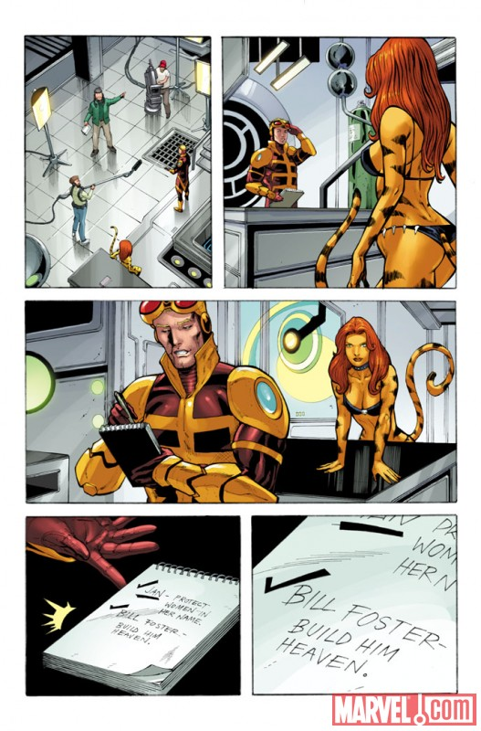 avengers earths mightiest heroes wasp fanfiction